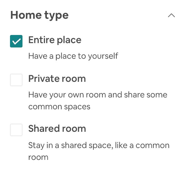איירבנב למשפחות - דירה פרטית
