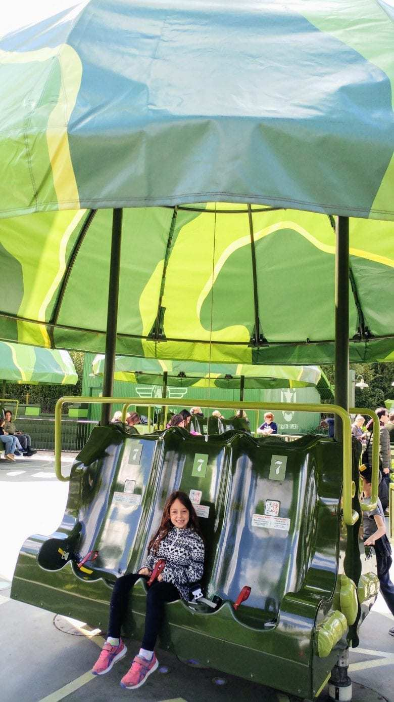 דיסנילנד פריז - דיסנילנד סטודיו - Parachute Drop