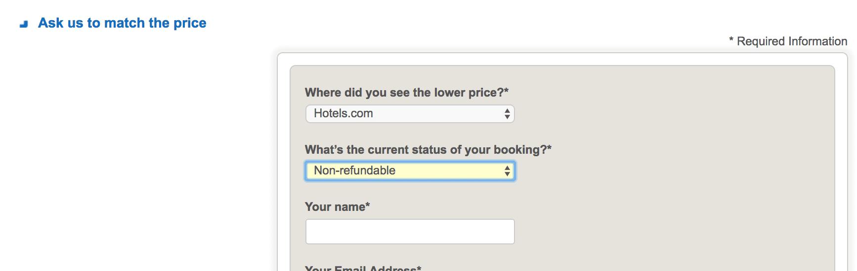 hotels.com הוטלס מלונות זולים