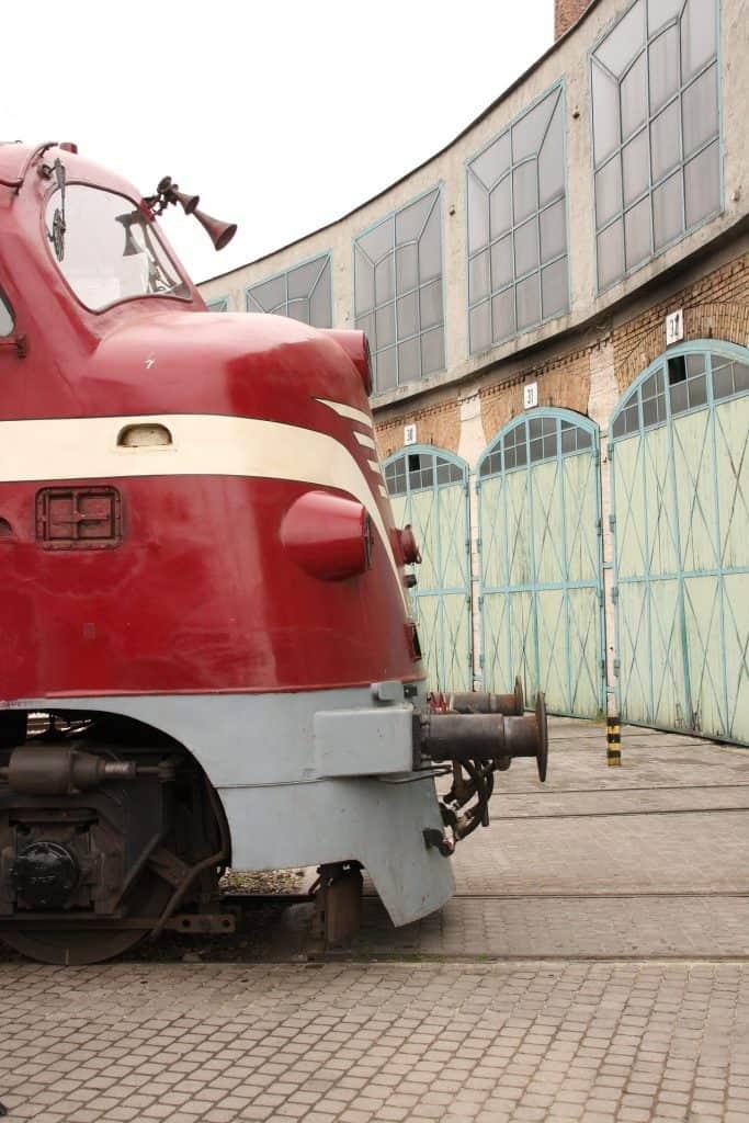בודפשט עם ילדים - מוזיאון התחבורה