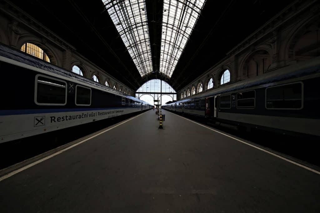 אטרקציות לילדים בבודפשט - תחנת רכבת