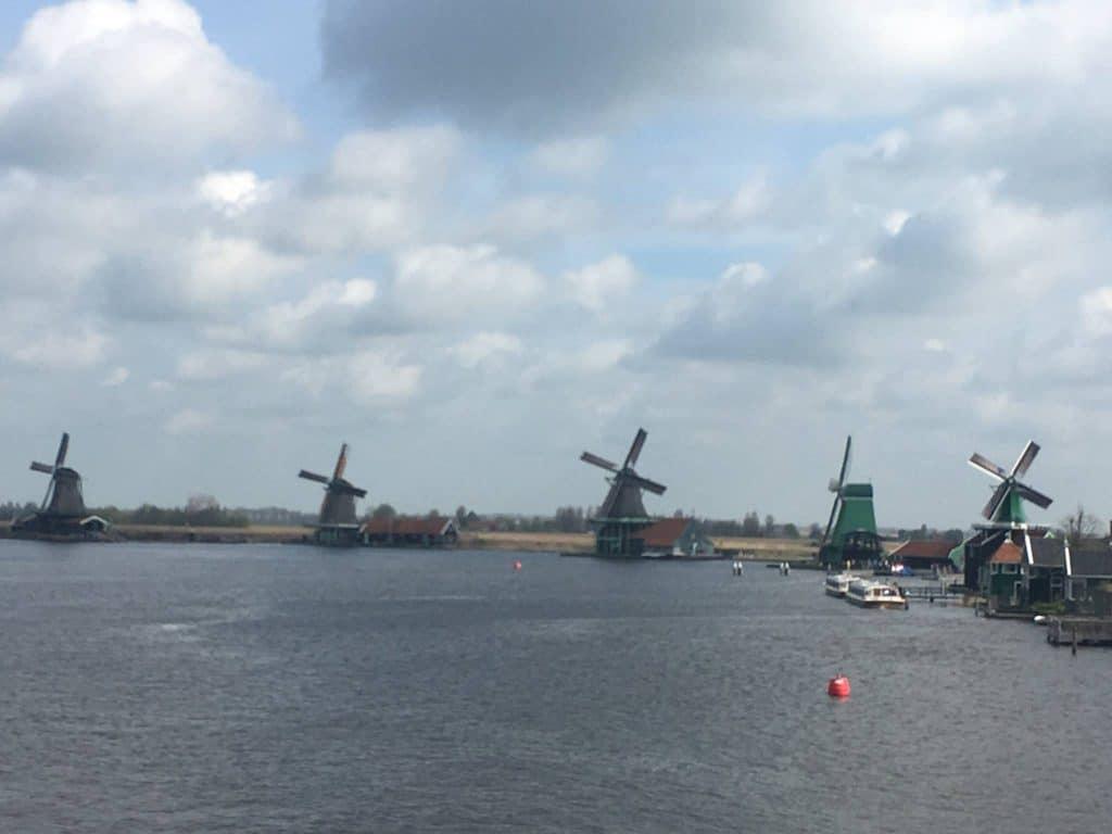 הולנד עם ילדים - זאנזה סחאנס