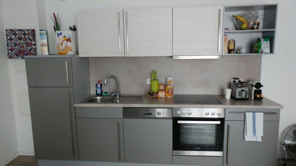 Rosenthal Residence Apartments המטבחון