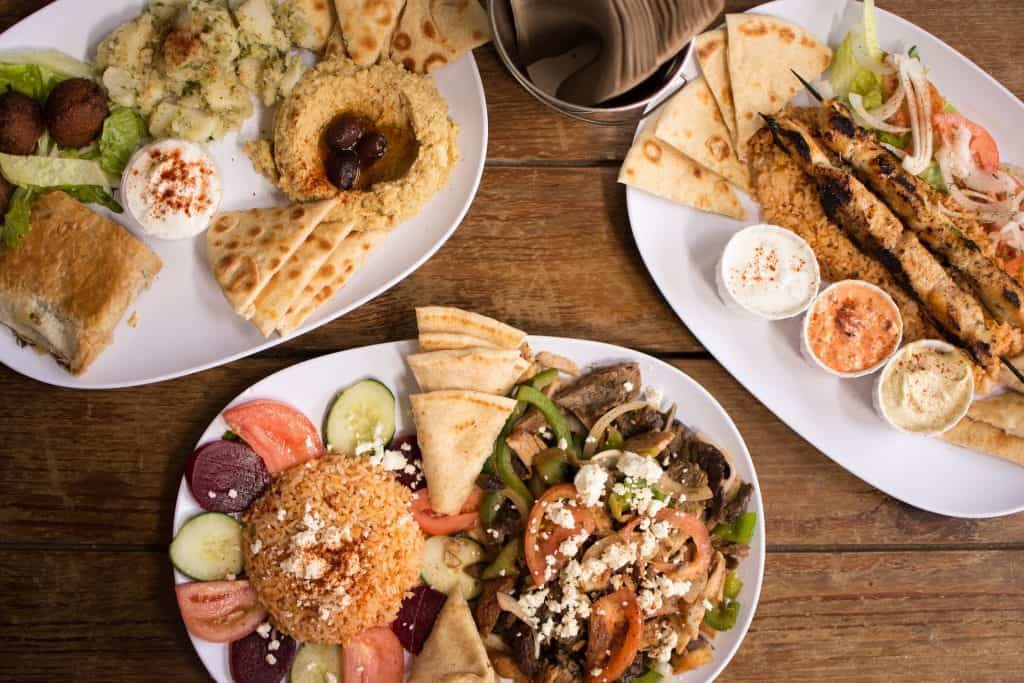 קורס בישול יווני - כרתים עם ילדים