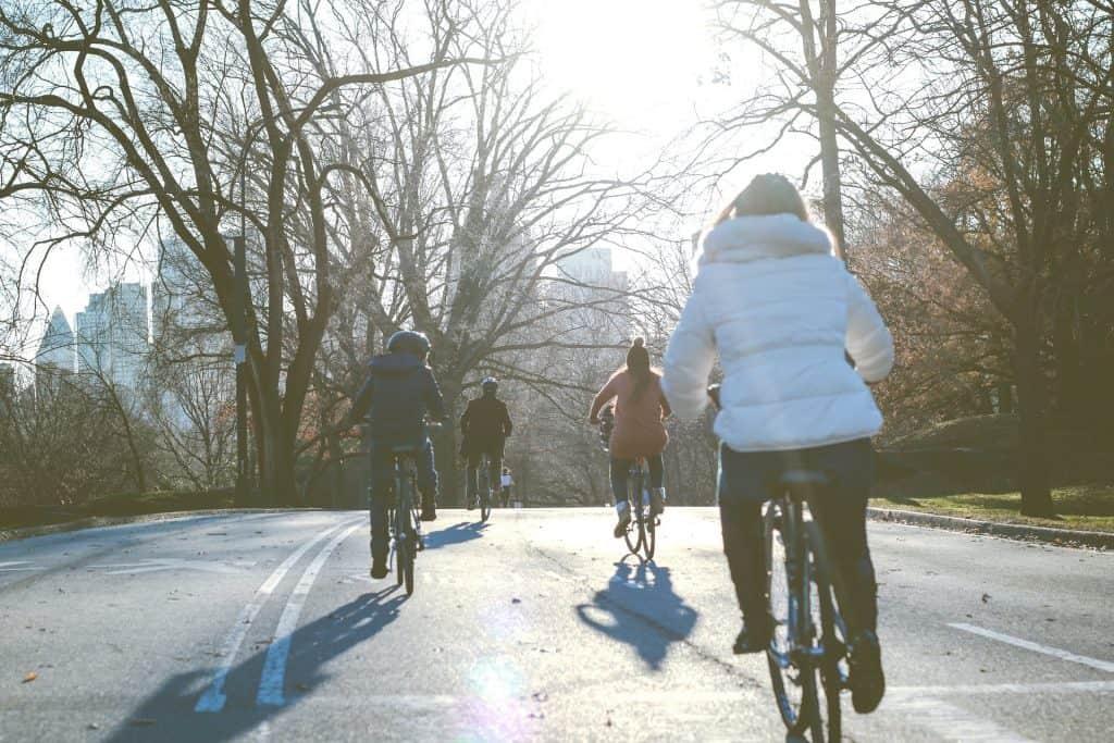 רכיבה על אופניים בכרתים