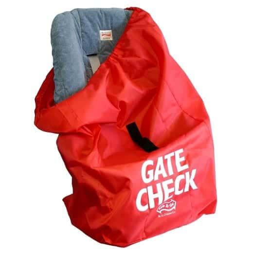 כיסוי לכסא בטיחות לטיסות