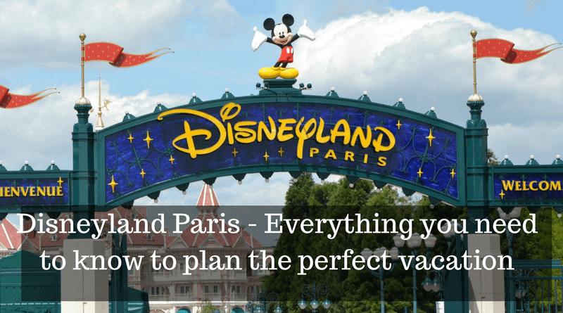 Disneyland Paris - Eurodisney