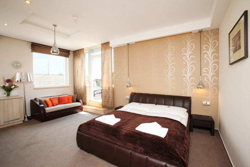 מלון דירות בבודפשט למשפחות - Medosz Hotel
