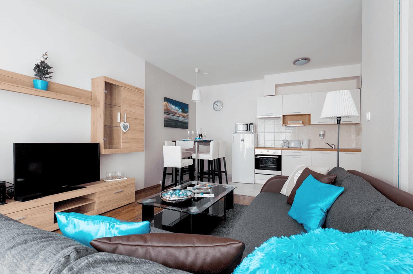 מלון דירות בבודפשט למשפחות - Sun Resort Apartments