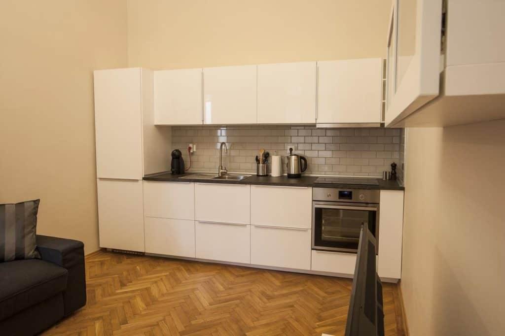 מלון דירות בבודפשט למשפחות - Wesselényi utca 4