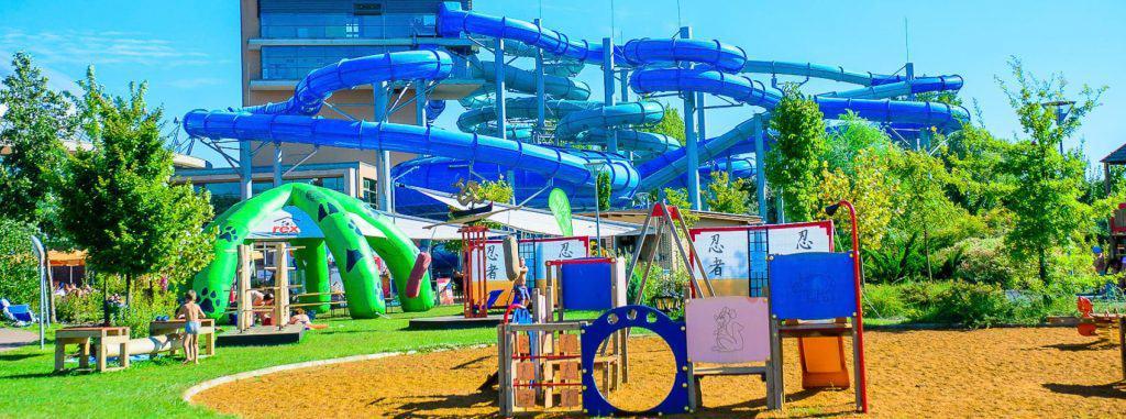 מלונות בבודפשט למשפחות - Aquaworld