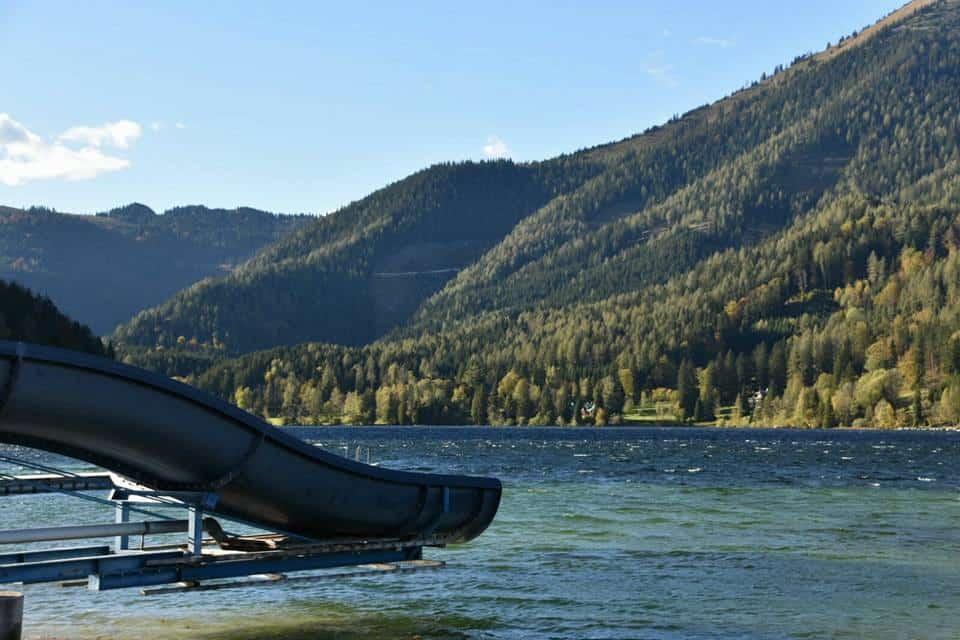 אוסטריה התחתונה עם ילדים - אגם Erlauf