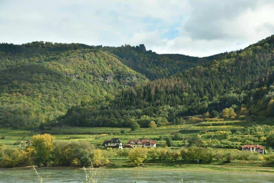 אוסטריה התחתונה עם ילדים - Wachau Valley