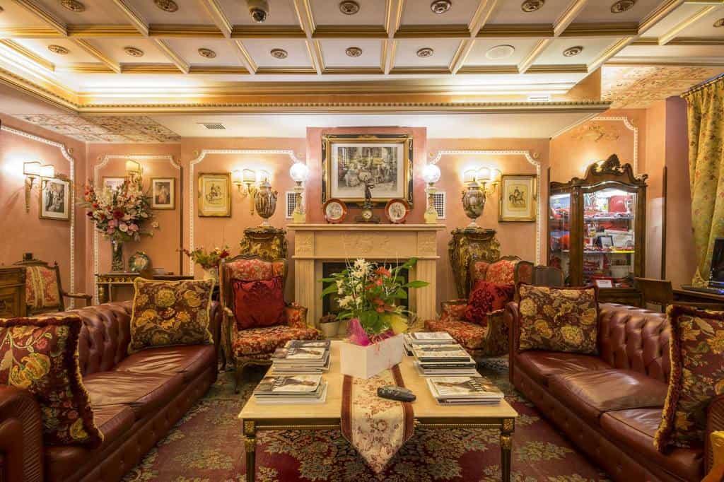 מלונות כשרים באיטליה - Hotel Vittoria
