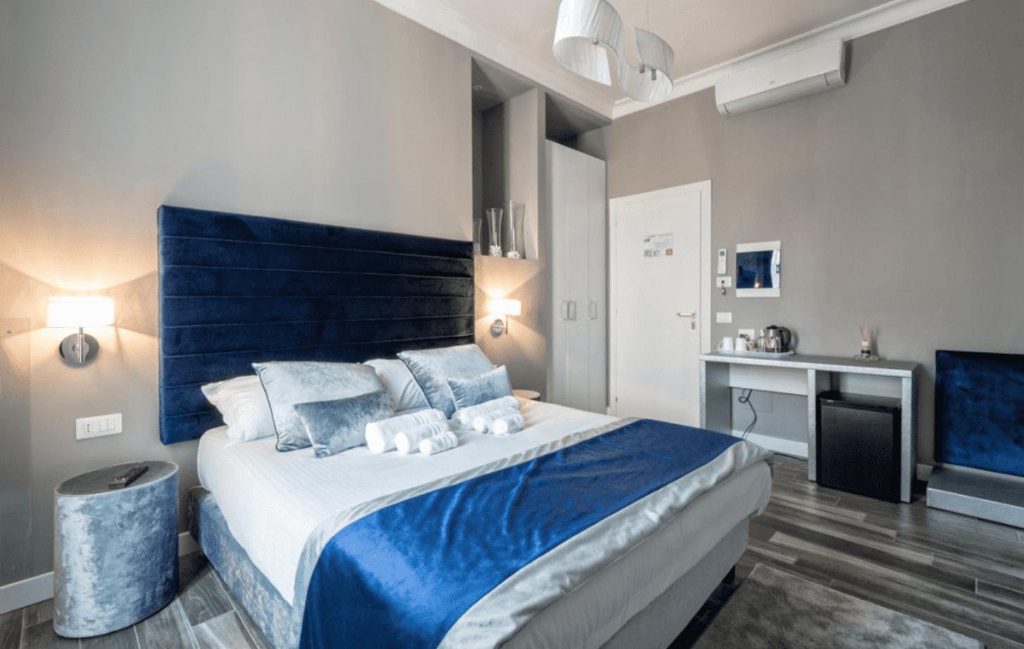 מלונות כשרים באיטליה - Lea Luxury Rooms