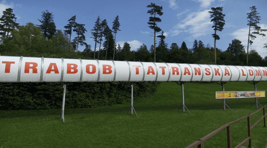 סלובקיה עם ילדים - Tatrabob