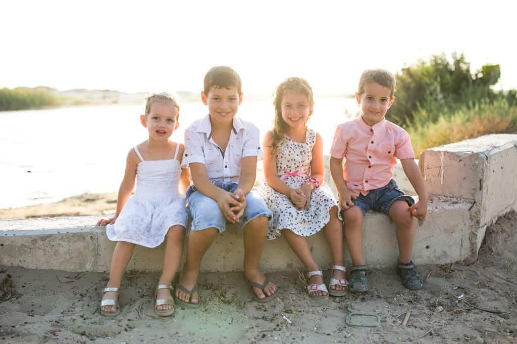 חו״ל עם ילדים - איך לצלם ילדים