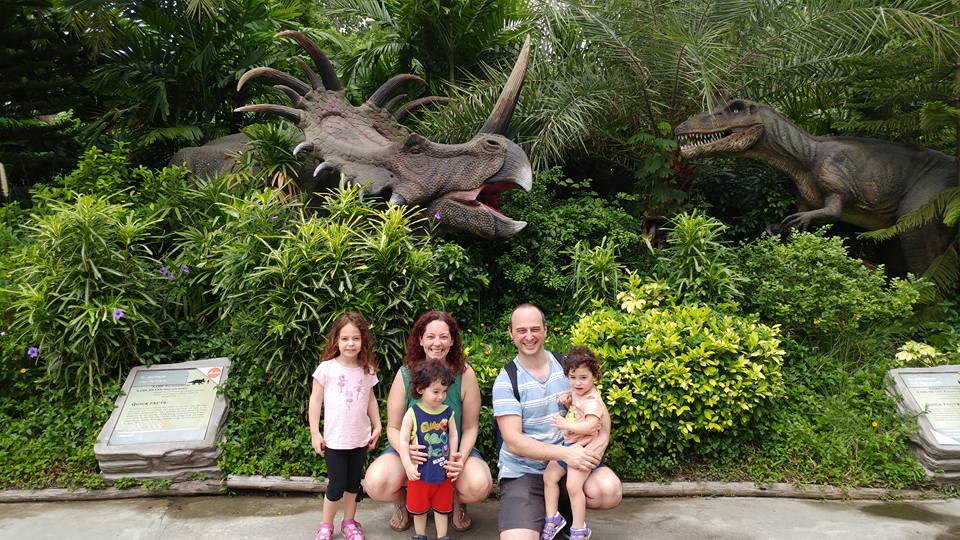 בנגקוק עם ילדים - מסלול, המלצות ואטרקציות