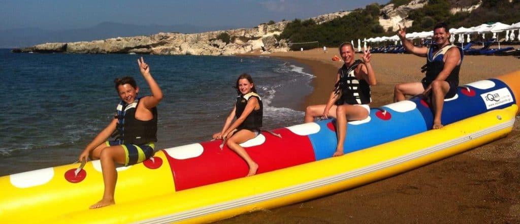 פאפוס עם ילדים - מרכז המים של Latchi