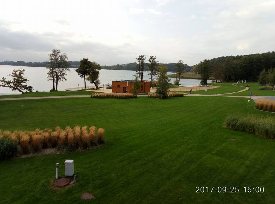 פולין עם ילדים - מלון הספא