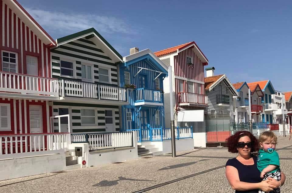 פורטוגל עם ילדים - Costa Nova