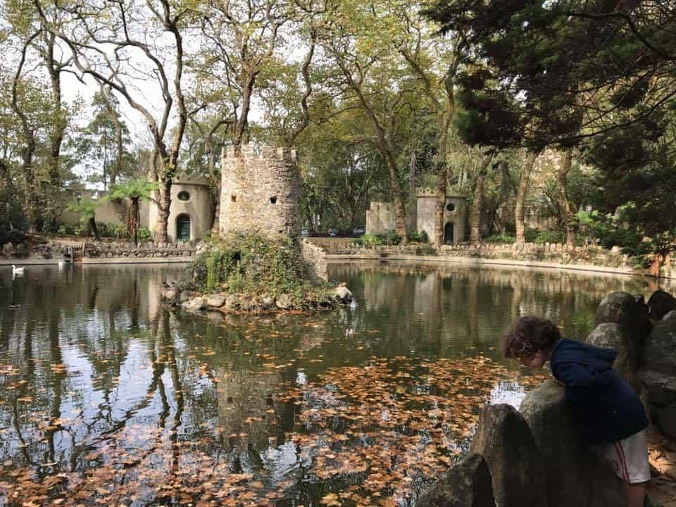 פורטוגל עם ילדים - Pena Palace