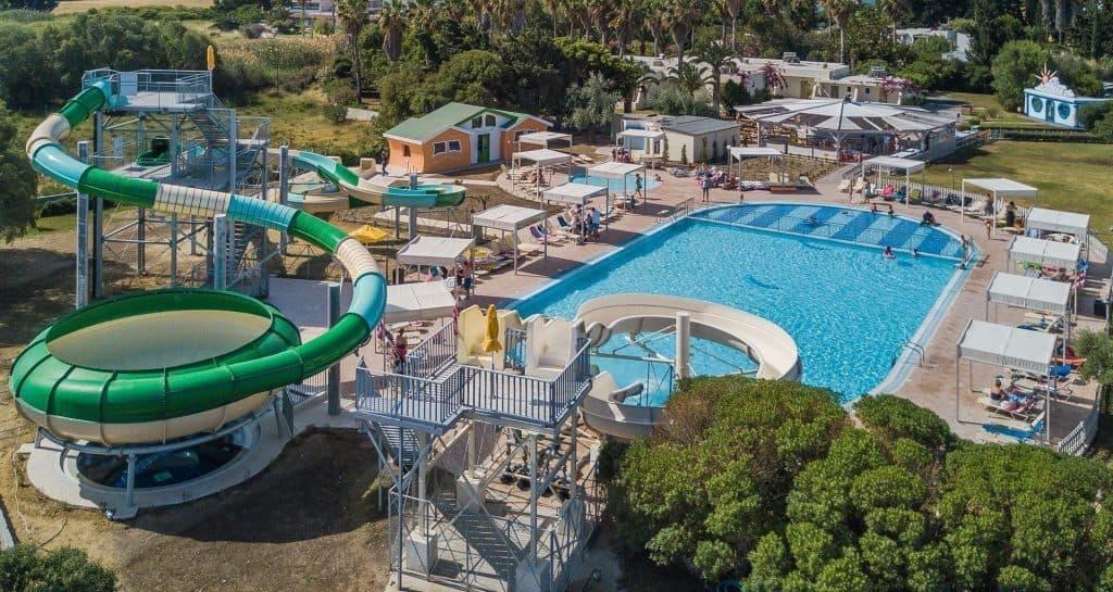 מלונות ביוון למשפחות - Kipriotis Village Resort - קוס