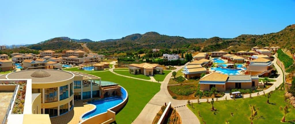 מלונות ביוון למשפחות - מלון לה מרקיז La Marquis רודוס