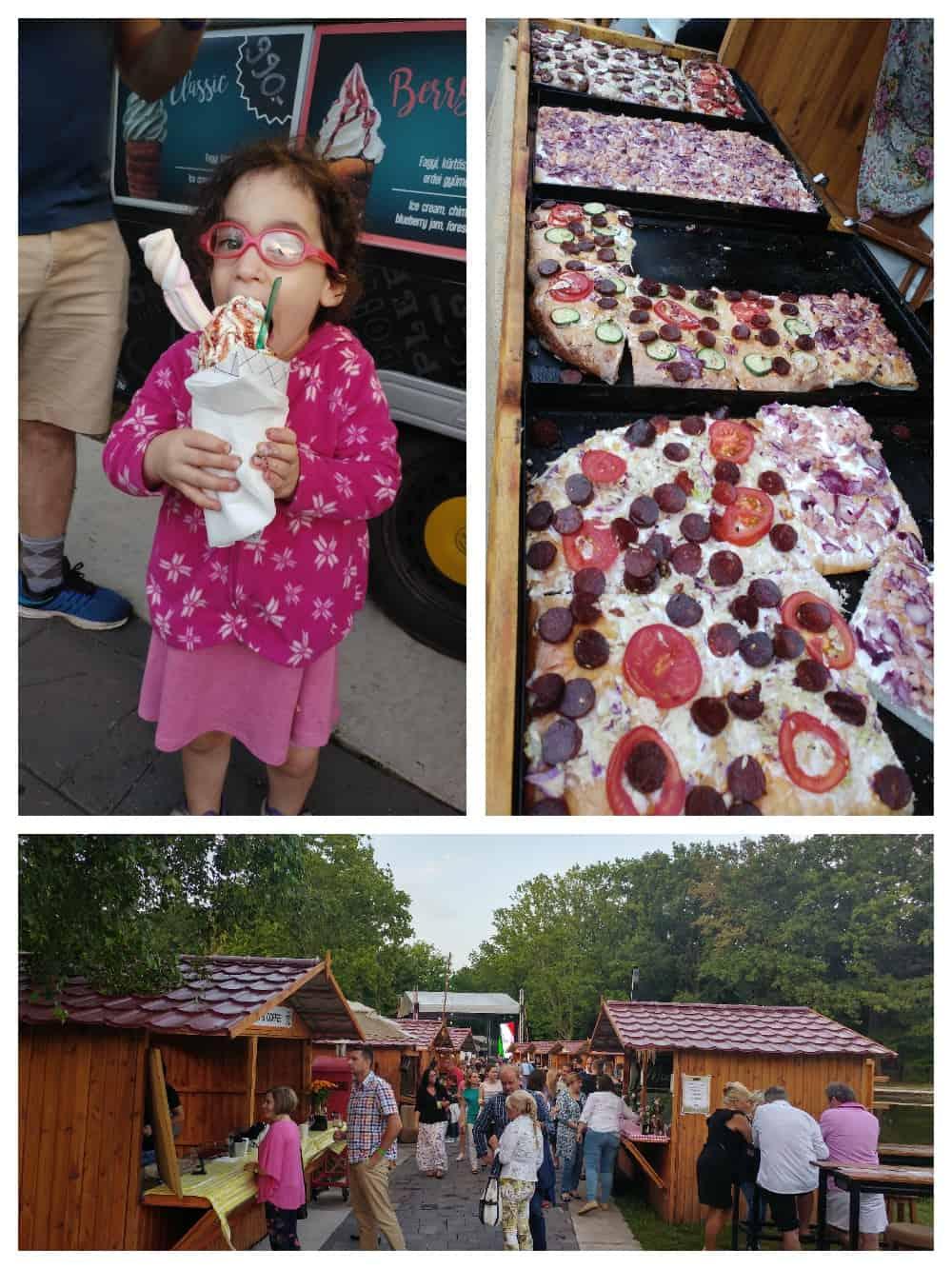 דברצן עם ילדים - פסטיבל האוכל הגורמה