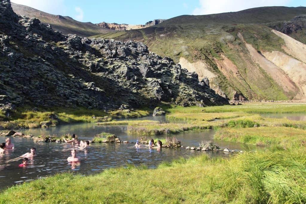 אטרקציות לילדים ומתבגרים - איסלנד