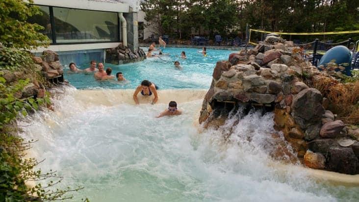 אטרקציות לילדים ומתבגרים - Aqua Mundo, Centre Parcs