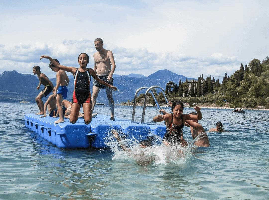 אטרקציות לילדים ומתבגרים - Parco Baia delle Sirene