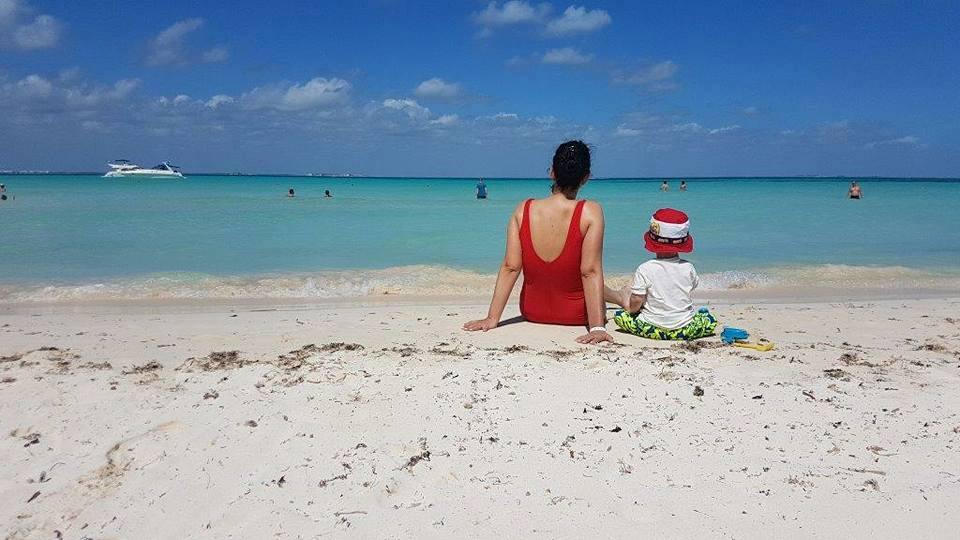מקסיקו עם ילדים - החוף הצפוני, איסלה מוחרס