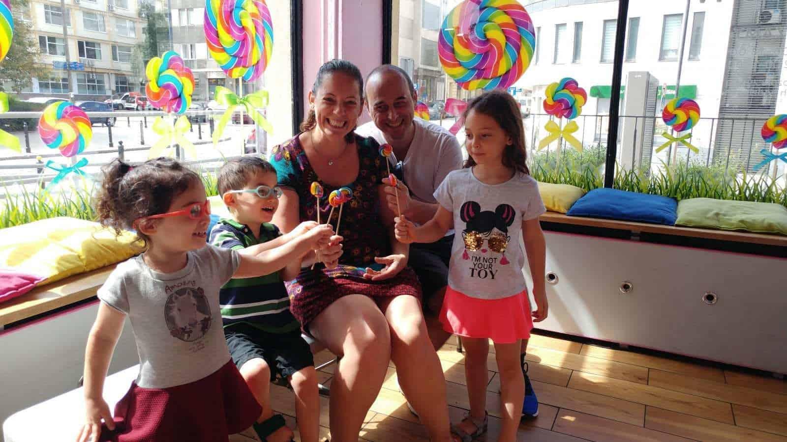ורשה עם ילדים - מסלול, אטרקציות, המלצות