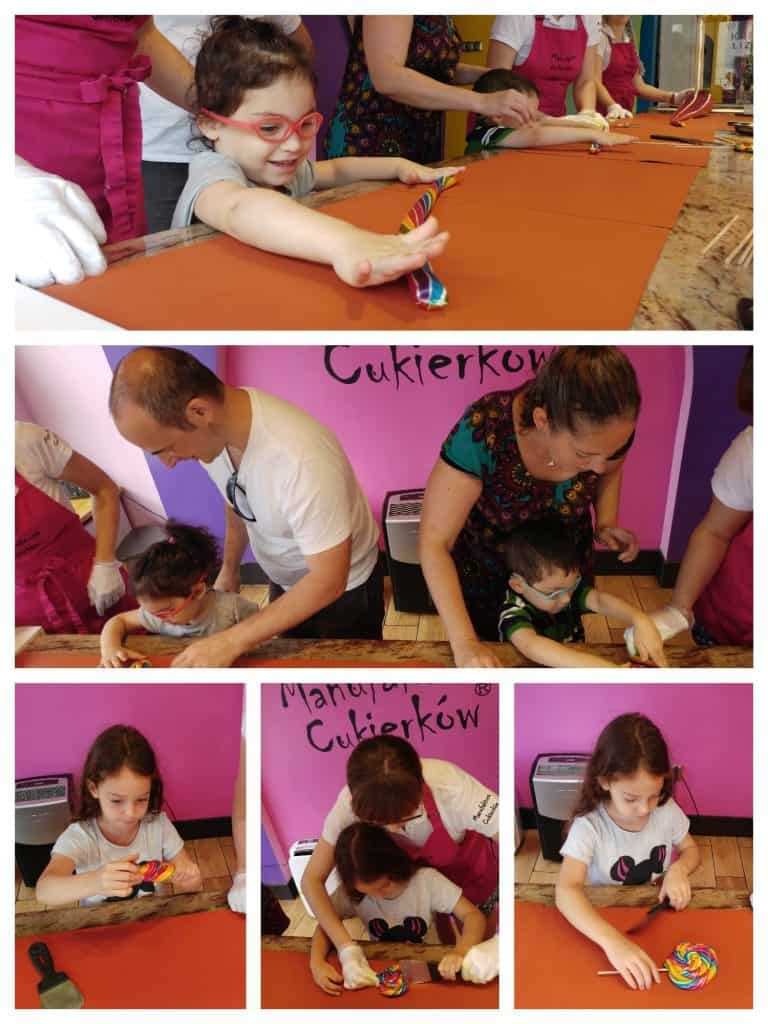 Manufaktura Cukierków - ורשה עם ילדים