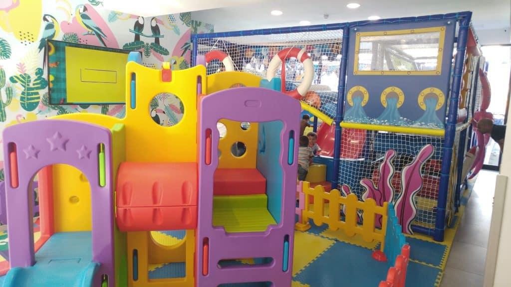מלטה עם ילדים - מסעדת Luzzo