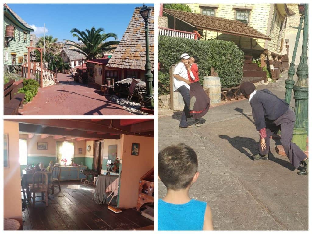מלטה עם ילדים - כפר פופאיי