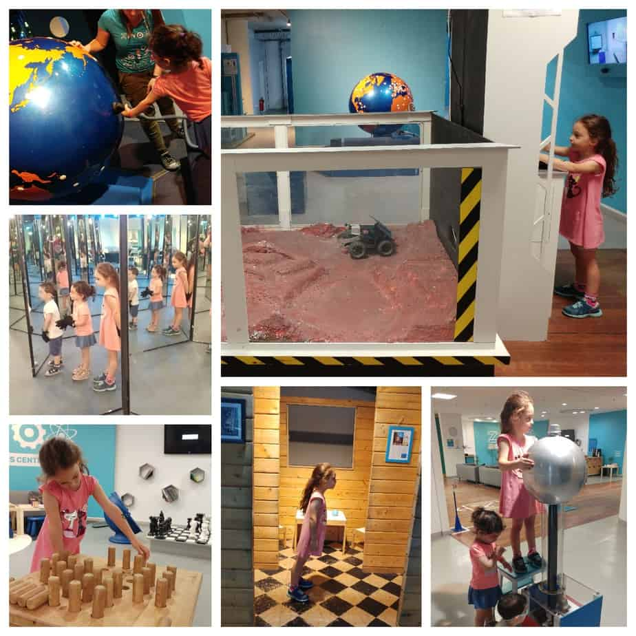 ריגה עם ילדים - Zinoo Discovery Center