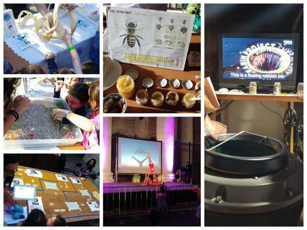 מלטה עם ילדים - וולטה - פסטיבל המדע