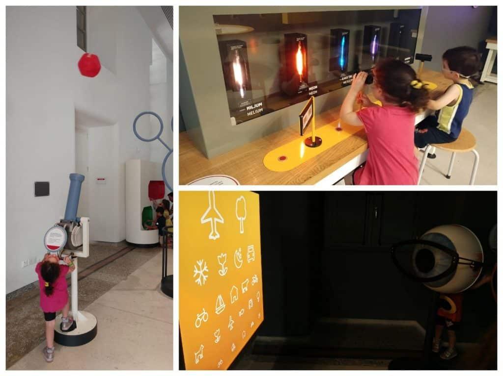 מלטה עם ילדים - מוזיאון המדע Esplora