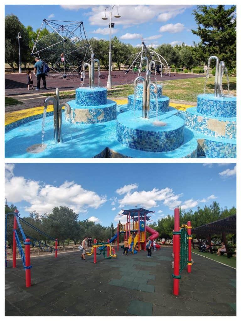 מלטה עם ילדים - פארק ההרפתקאות BOV בפארק Ta Qali