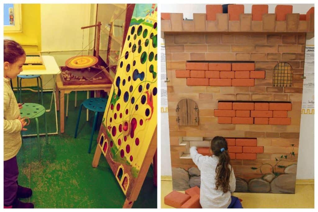 וילנה עם ילדים - מוזיאון המשחקים