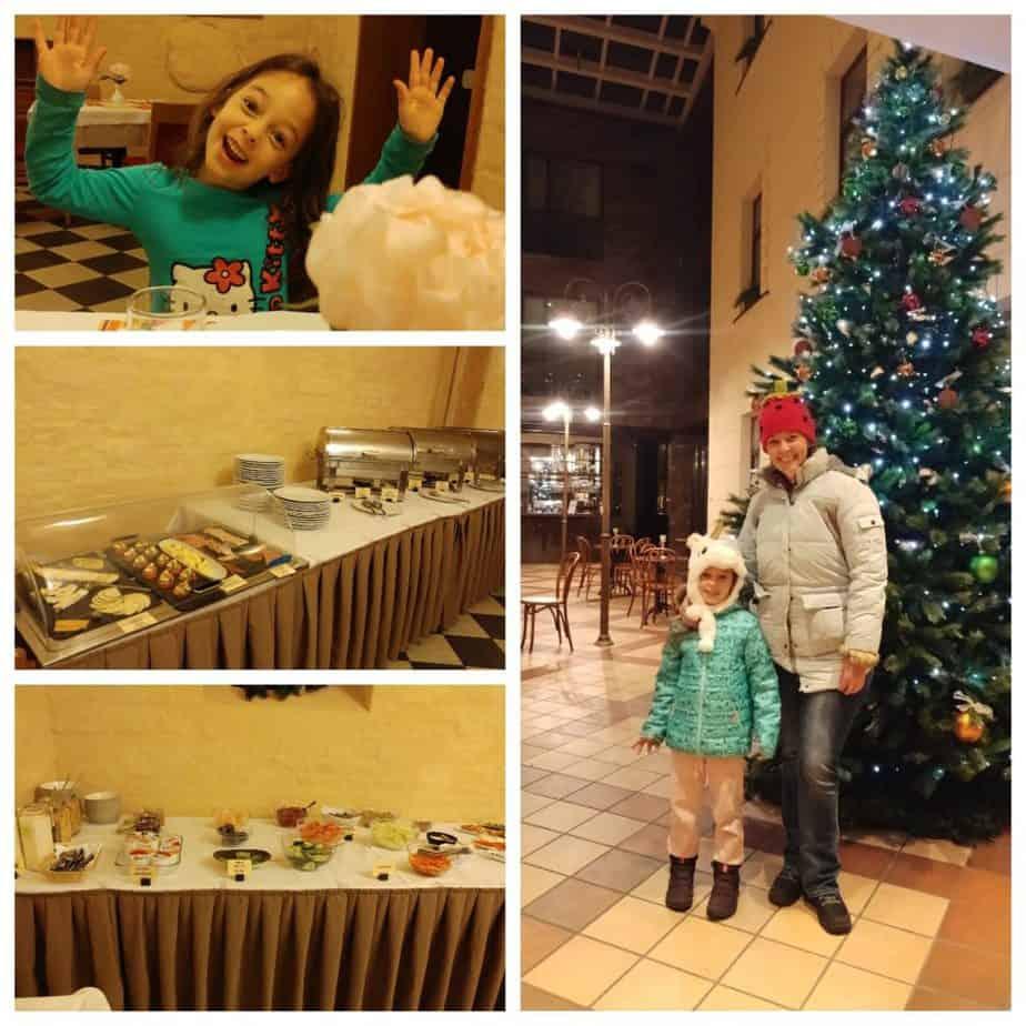 קובנה עם ילדים - Daugaridas Hotel