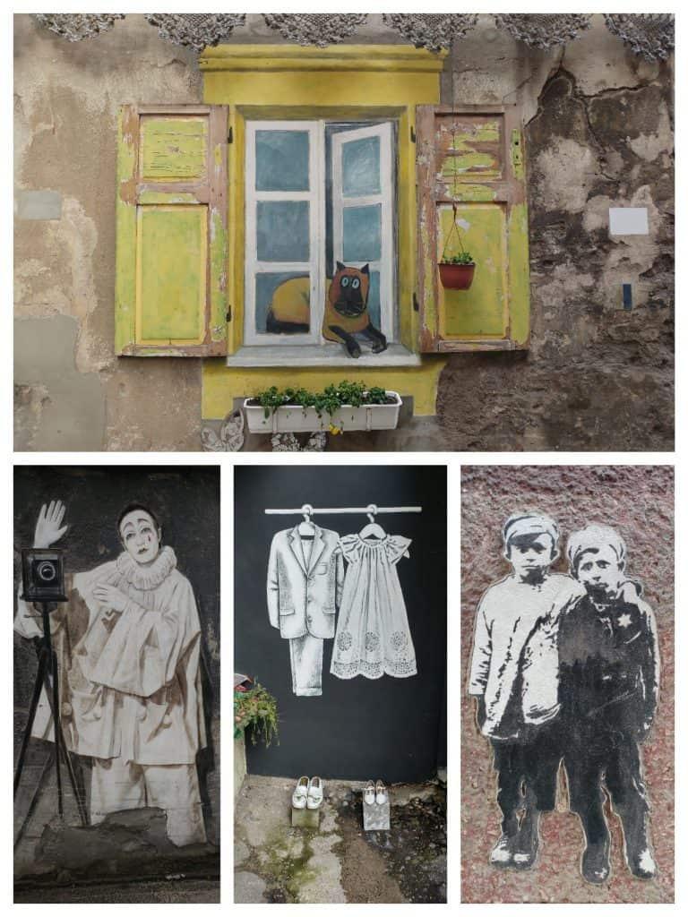 קובנה עם ילדים -Yard Gallery