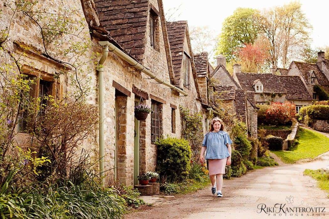 טיול בת מצווה לפריז ולאנגליה - Cotswolds Bibury