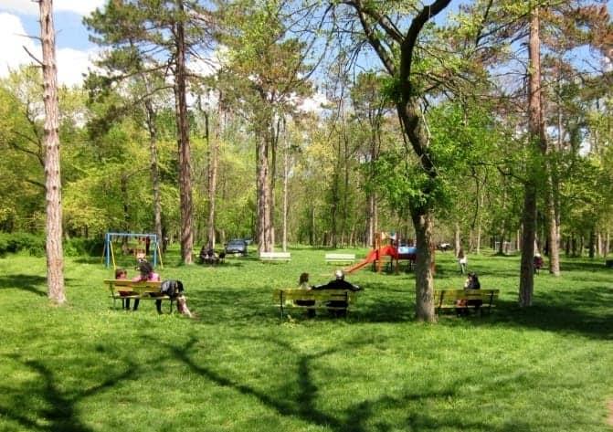 בורגס עם ילדים - פארק מעניינות