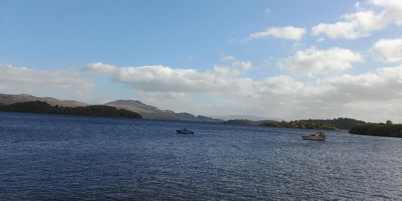 טיול בת מצווה לסקוטלנד - Loch Ness
