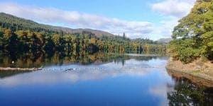 טיול בת מצווה לסקוטלנד - Pitlochry