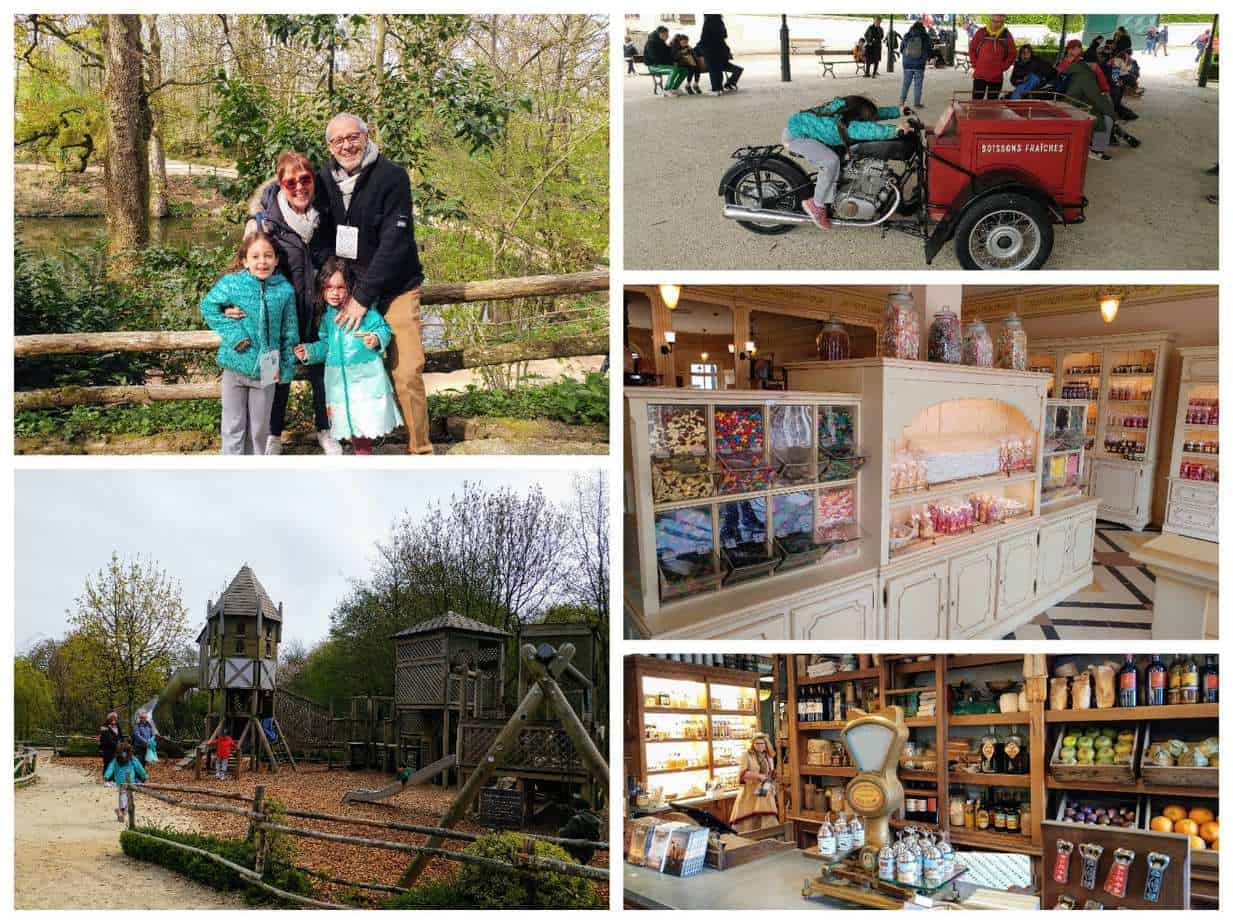 עמק הלואר עם ילדים - האווירה Puy du Fou