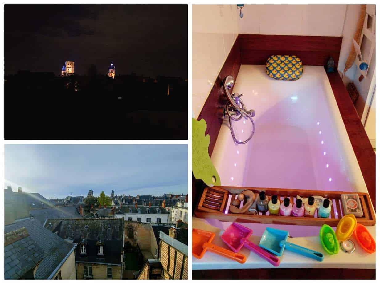 עמק הלואר עם ילדים - הדירה בטור Tours